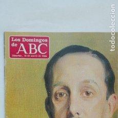 Coleccionismo de Los Domingos de ABC: ABC , ESPECIAL CIEN AÑOS DE ALFONSO XIII . MAYO 1986. Lote 180264800