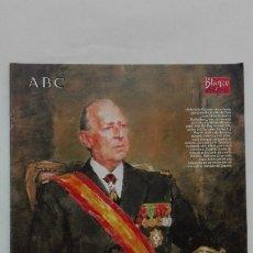 Coleccionismo de Los Domingos de ABC: SEPARATA DE ABC , ESPECIAL DON JUAN DE BORBÓN.. Lote 180278476