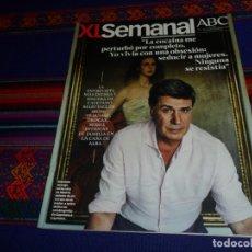 Coleccionismo de Los Domingos de ABC: ABC XL SEMANAL 1662. 1-9-19. CAYETANO MARTÍNEZ DE IRUJO, ALI MCGRAW, MIGUEL ÁNGEL SILVESTRE. . Lote 182858257