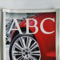 Coleccionismo de Los Domingos de ABC: ABC MOTOR ESPECIAL ANUARIO 2013. Lote 184668698