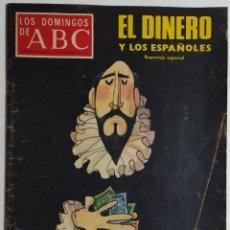 Coleccionismo de Los Domingos de ABC: LOS DOMINGOS DE ABC - 23 NOVIEMBRE 1975 - EL DINERO Y LOS ESPAÑOLES, BATALLA DE STALINGRADO (RUSIA). Lote 186283955