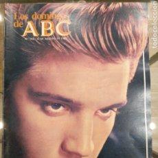 Colecionismo de Los Domingos de ABC: T1 LOS DOMINGOS DE ABC. SUPLEMENTO SEMANAL. ELVIS PRESLEY. LOS RESTOS DE UN MITO. 1982. Lote 186318721