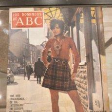 Colecionismo de Los Domingos de ABC: T1 LOS DOMINGOS DE ABC. SUPLEMENTO SEMANAL. FRANCOISE PASCAL. 1971. Lote 186318986