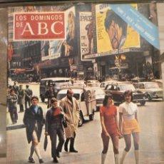 Collectionnisme de Los Domingos de ABC: T1 LOS DOMINGOS DE ABC. SUPLEMENTO SEMANAL. MADRID ESPECTÁCULO SAN ISIDRO. 1971. Lote 186319051