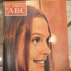 Coleccionismo de Los Domingos de ABC: T1 LOS DOMINGOS DE ABC. SUPLEMENTO SEMANAL. LEIGH TAYLOR. 1971. Lote 205666692