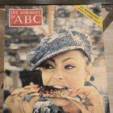 Coleccionismo de Los Domingos de ABC: T1 LOS DOMINGOS DE ABC. SUPLEMENTO SEMANAL. NADIUSKA. OCTUBRE 1973. VLADIMIR NABOKOV. Lote 186323310