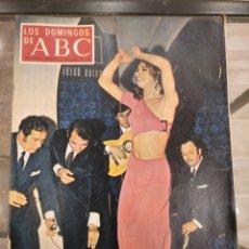 Coleccionismo de Los Domingos de ABC: T1 LOS DOMINGOS DE ABC. SUPLEMENTO SEMANAL. LA POLACA. 1970. Lote 186352003