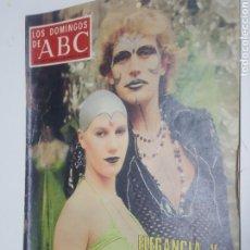 Coleccionismo de Los Domingos de ABC: DOMINGOS ABC AGOSTO DE 1978 ELEGANCIA Y EXTRAVAGANCIA DEL DANDY. Lote 187120832