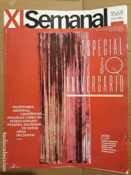 REVISTA XL SEMANAL (ABC) Nº 1569 ESPECIAL 30 ANIVERSARIO* (Coleccionismo - Revistas y Periódicos Modernos (a partir de 1.940) - Los Domingos de ABC)