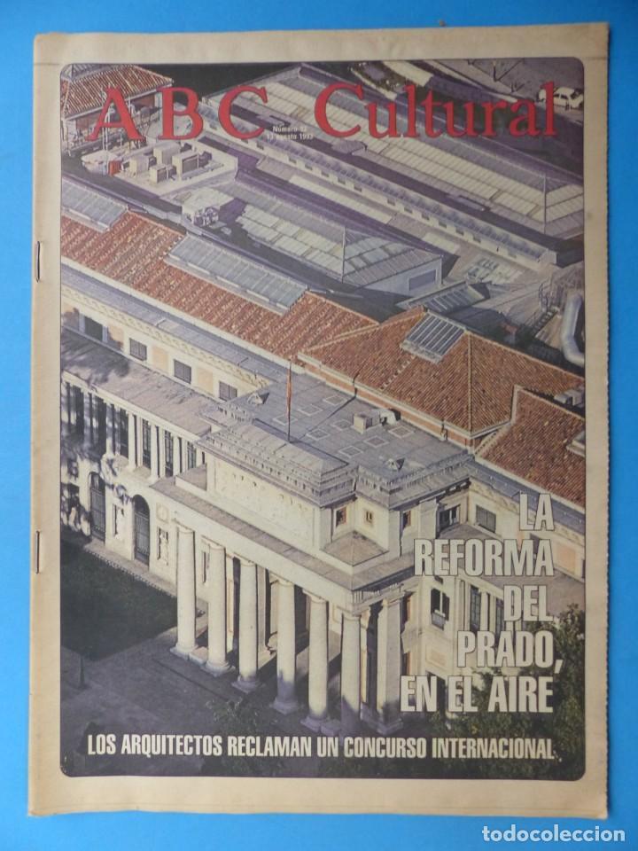 Coleccionismo de Los Domingos de ABC: ABC CULTURAL, 10 ANTIGUAS REVISTAS, AÑOS 1990 - VER FOTOS ADICIONALES - Foto 2 - 187611143