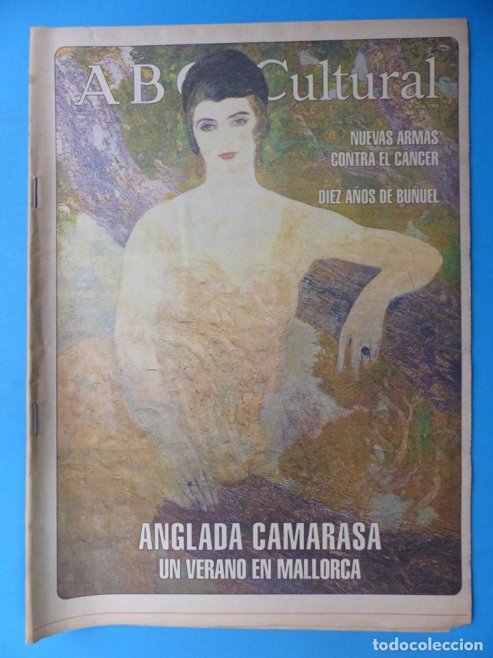 Coleccionismo de Los Domingos de ABC: ABC CULTURAL, 10 ANTIGUAS REVISTAS, AÑOS 1990 - VER FOTOS ADICIONALES - Foto 5 - 187611143