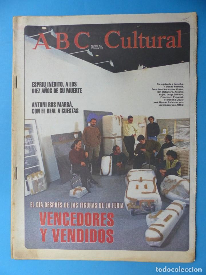 Coleccionismo de Los Domingos de ABC: ABC CULTURAL, 10 ANTIGUAS REVISTAS, AÑOS 1990 - VER FOTOS ADICIONALES - Foto 7 - 187611143