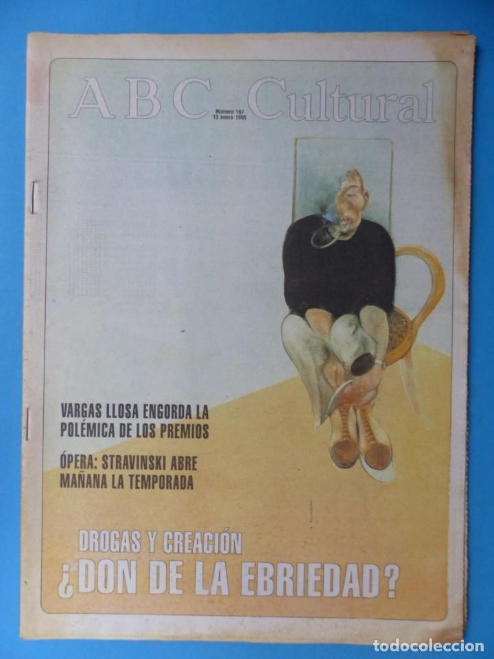 Coleccionismo de Los Domingos de ABC: ABC CULTURAL, 10 ANTIGUAS REVISTAS, AÑOS 1990 - VER FOTOS ADICIONALES - Foto 11 - 187611143