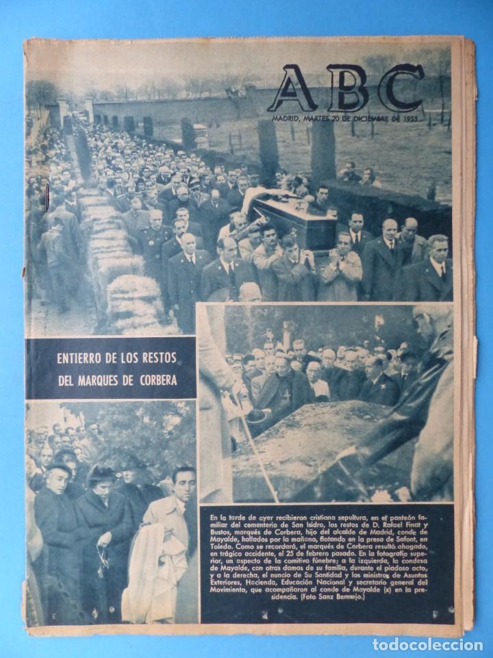 Coleccionismo de Los Domingos de ABC: ABC, 13 ANTIGUAS REVISTAS, AÑOS 1930-1950-1960-1980 - VER FOTOS ADICIONALES - Foto 5 - 187611810