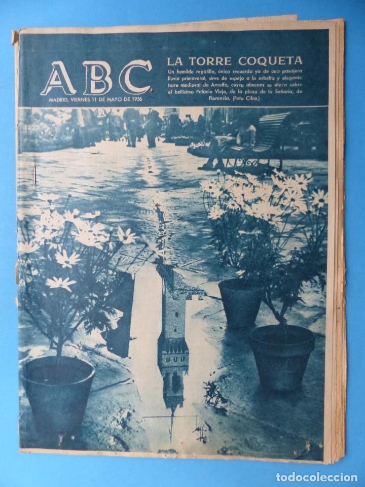Coleccionismo de Los Domingos de ABC: ABC, 13 ANTIGUAS REVISTAS, AÑOS 1930-1950-1960-1980 - VER FOTOS ADICIONALES - Foto 6 - 187611810