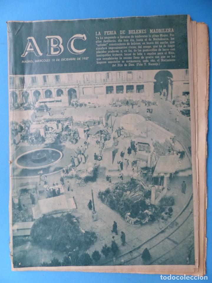 Coleccionismo de Los Domingos de ABC: ABC, 13 ANTIGUAS REVISTAS, AÑOS 1930-1950-1960-1980 - VER FOTOS ADICIONALES - Foto 7 - 187611810