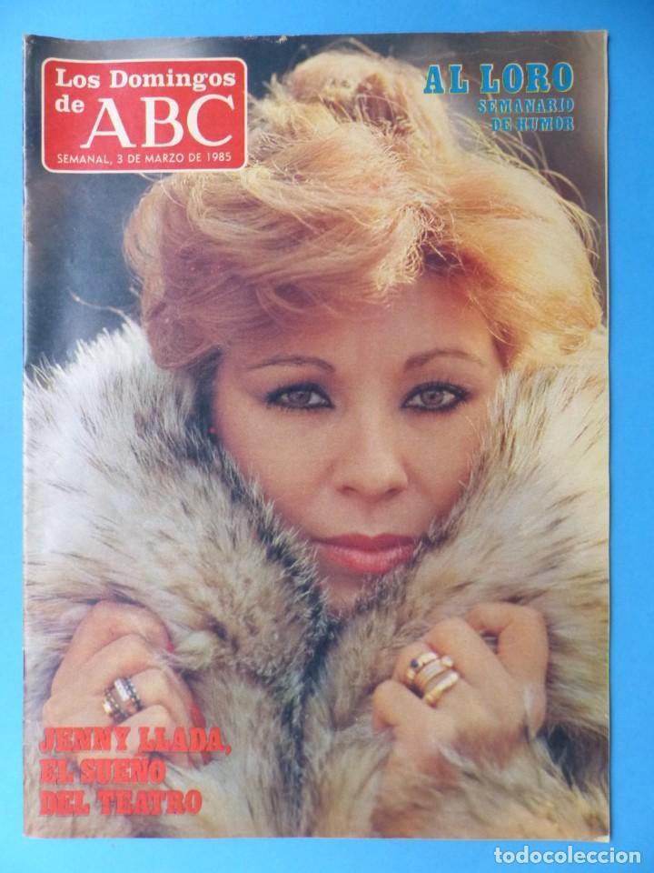 Coleccionismo de Los Domingos de ABC: ABC, 13 ANTIGUAS REVISTAS, AÑOS 1930-1950-1960-1980 - VER FOTOS ADICIONALES - Foto 9 - 187611810