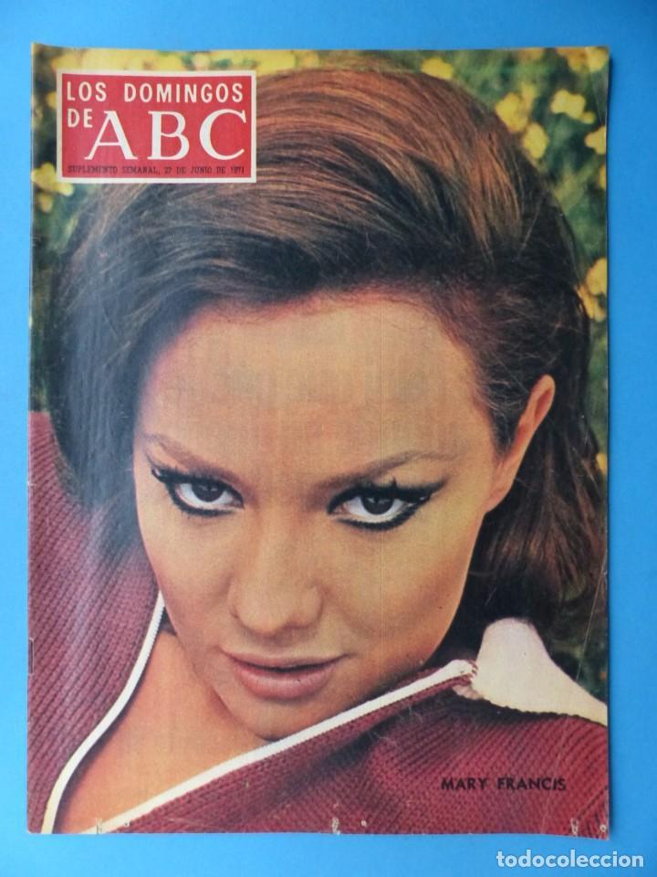 Coleccionismo de Los Domingos de ABC: ABC, 13 ANTIGUAS REVISTAS, AÑOS 1930-1950-1960-1980 - VER FOTOS ADICIONALES - Foto 12 - 187611810