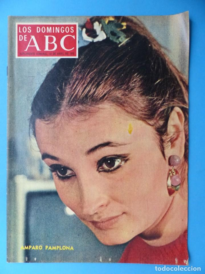 Coleccionismo de Los Domingos de ABC: ABC, 13 ANTIGUAS REVISTAS, AÑOS 1930-1950-1960-1980 - VER FOTOS ADICIONALES - Foto 14 - 187611810