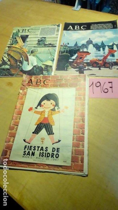Coleccionismo de Los Domingos de ABC: 356 ejemplares -ver detalle años- - Foto 3 - 191154892