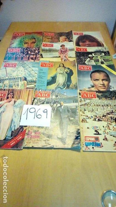Coleccionismo de Los Domingos de ABC: 356 ejemplares -ver detalle años- - Foto 4 - 191154892