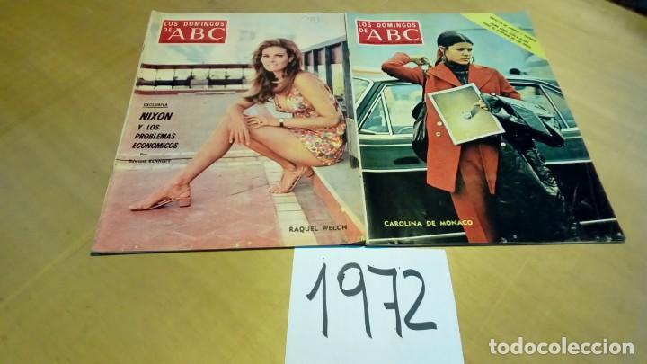 Coleccionismo de Los Domingos de ABC: 356 ejemplares -ver detalle años- - Foto 9 - 191154892