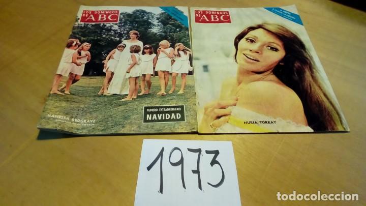 Coleccionismo de Los Domingos de ABC: 356 ejemplares -ver detalle años- - Foto 10 - 191154892