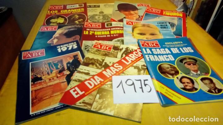 Coleccionismo de Los Domingos de ABC: 356 ejemplares -ver detalle años- - Foto 11 - 191154892