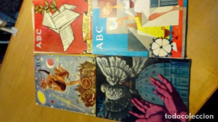 Coleccionismo de Los Domingos de ABC: 7 ejemplares años 59 y 60 - Foto 2 - 191165708