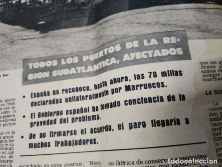 Coleccionismo de Los Domingos de ABC: Revista HOLA DEL MAR N° 135 año 1976 INSTTUTO SOCIAL DE LA MARINA - Foto 3 - 192195128