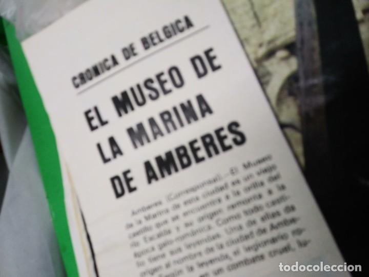 Coleccionismo de Los Domingos de ABC: Revista HOLA DEL MAR N° 135 año 1976 INSTTUTO SOCIAL DE LA MARINA - Foto 7 - 192195128