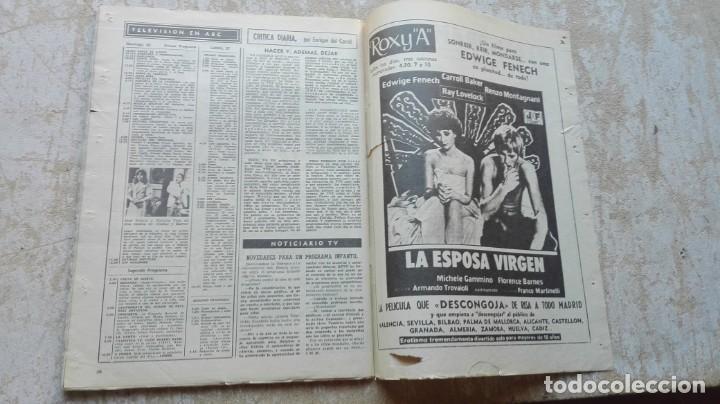 Coleccionismo de Los Domingos de ABC: Periódico ABC Madrid domingo 26 de marzo de 1978 bajo el sol de Roma - Foto 3 - 192876392