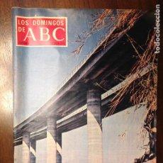Coleccionismo de Los Domingos de ABC: ANTIGUA REVISTA ABC. Lote 193819025