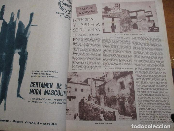 Coleccionismo de Los Domingos de ABC: Los domingos de ABC 4º trimestre 1960 Cine, Balduino y Fabiola Lleida Ortiz Echagüe camión Ebro - Foto 3 - 194130936
