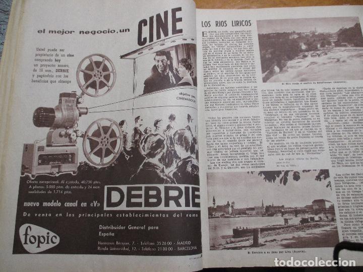 Coleccionismo de Los Domingos de ABC: Los domingos de ABC 4º trimestre 1960 Cine, Balduino y Fabiola Lleida Ortiz Echagüe camión Ebro - Foto 4 - 194130936