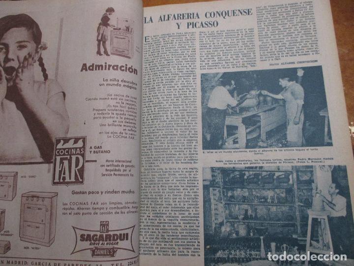 Coleccionismo de Los Domingos de ABC: Los domingos de ABC 4º trimestre 1960 Cine, Balduino y Fabiola Lleida Ortiz Echagüe camión Ebro - Foto 5 - 194130936