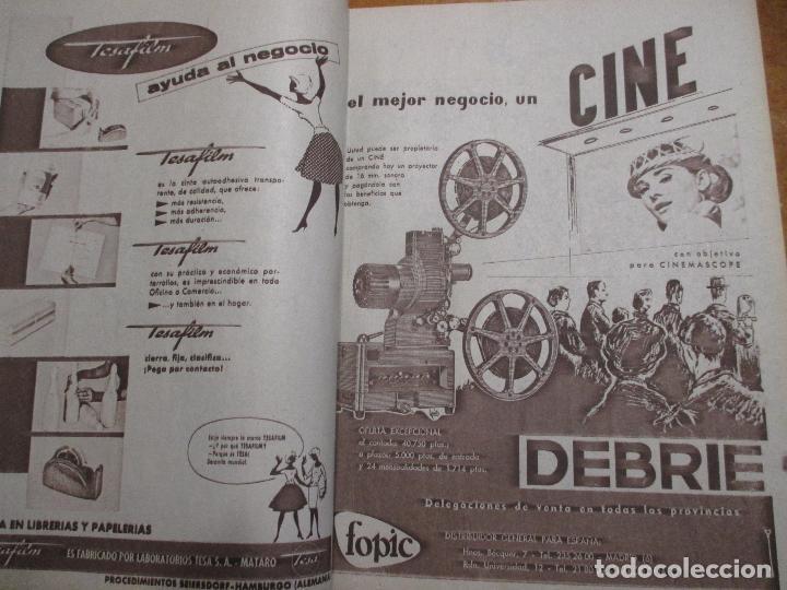 Coleccionismo de Los Domingos de ABC: Los domingos de ABC 4º trimestre 1960 Cine, Balduino y Fabiola Lleida Ortiz Echagüe camión Ebro - Foto 6 - 194130936