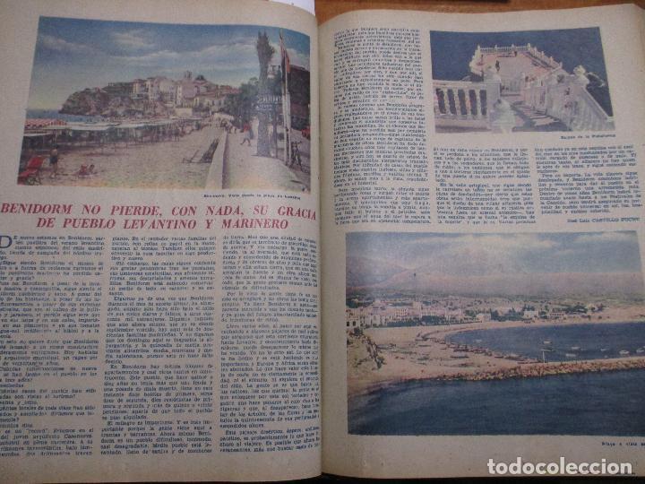 Coleccionismo de Los Domingos de ABC: Los domingos de ABC 4º trimestre 1960 Cine, Balduino y Fabiola Lleida Ortiz Echagüe camión Ebro - Foto 9 - 194130936