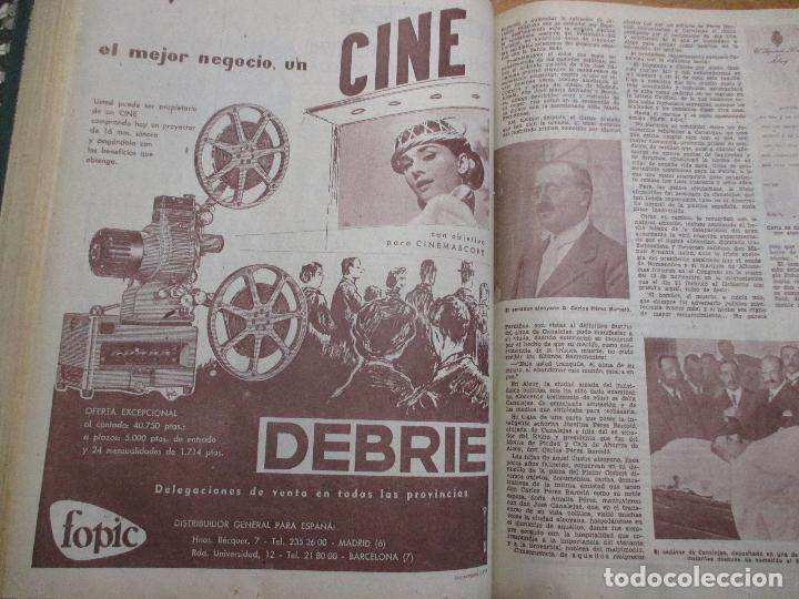 Coleccionismo de Los Domingos de ABC: Los domingos de ABC 4º trimestre 1960 Cine, Balduino y Fabiola Lleida Ortiz Echagüe camión Ebro - Foto 11 - 194130936