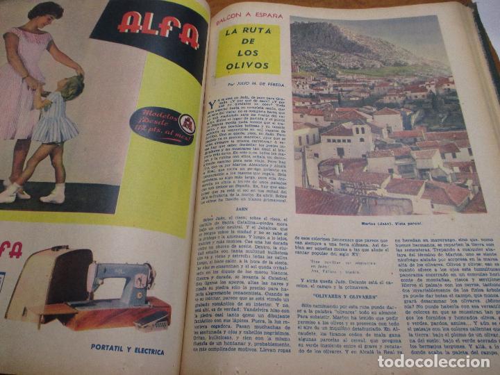 Coleccionismo de Los Domingos de ABC: Los domingos de ABC 4º trimestre 1960 Cine, Balduino y Fabiola Lleida Ortiz Echagüe camión Ebro - Foto 13 - 194130936