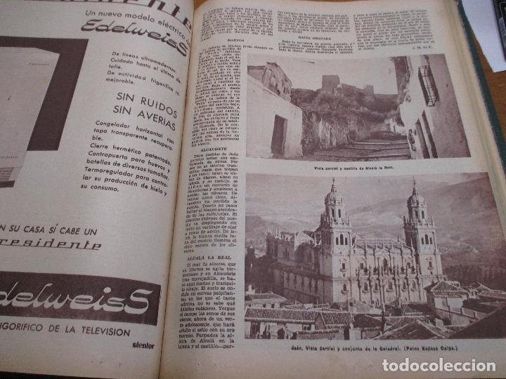 Coleccionismo de Los Domingos de ABC: Los domingos de ABC 4º trimestre 1960 Cine, Balduino y Fabiola Lleida Ortiz Echagüe camión Ebro - Foto 14 - 194130936