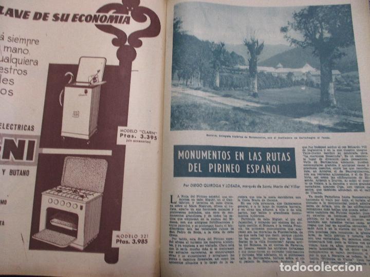 Coleccionismo de Los Domingos de ABC: Los domingos de ABC 4º trimestre 1960 Cine, Balduino y Fabiola Lleida Ortiz Echagüe camión Ebro - Foto 15 - 194130936