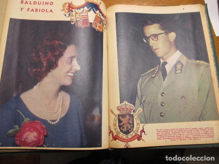LOS DOMINGOS DE ABC 4º TRIMESTRE 1960 CINE, BALDUINO Y FABIOLA LLEIDA ORTIZ ECHAGÜE CAMIÓN EBRO (Coleccionismo - Revistas y Periódicos Modernos (a partir de 1.940) - Los Domingos de ABC)