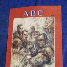 Coleccionismo de Los Domingos de ABC: FASCICULO ABC VIDA DE FRANCO NUMERO 16. Lote 194275436