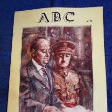 Coleccionismo de Los Domingos de ABC: FASCICULO ABC VIDA DE FRANCO NUMERO 15. Lote 194275490