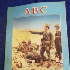 Coleccionismo de Los Domingos de ABC: FASCICULO ABC VIDA DE FRANCO NUMERO 5. Lote 194275615