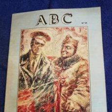 Coleccionismo de Los Domingos de ABC: FASCICULO ABC VIDA DE FRANCO NUMERO 23. Lote 194275730