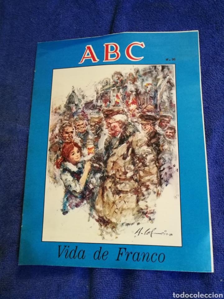 FASCICULO ABC VIDA DE FRANCO NUMERO 30 (Coleccionismo - Revistas y Periódicos Modernos (a partir de 1.940) - Los Domingos de ABC)