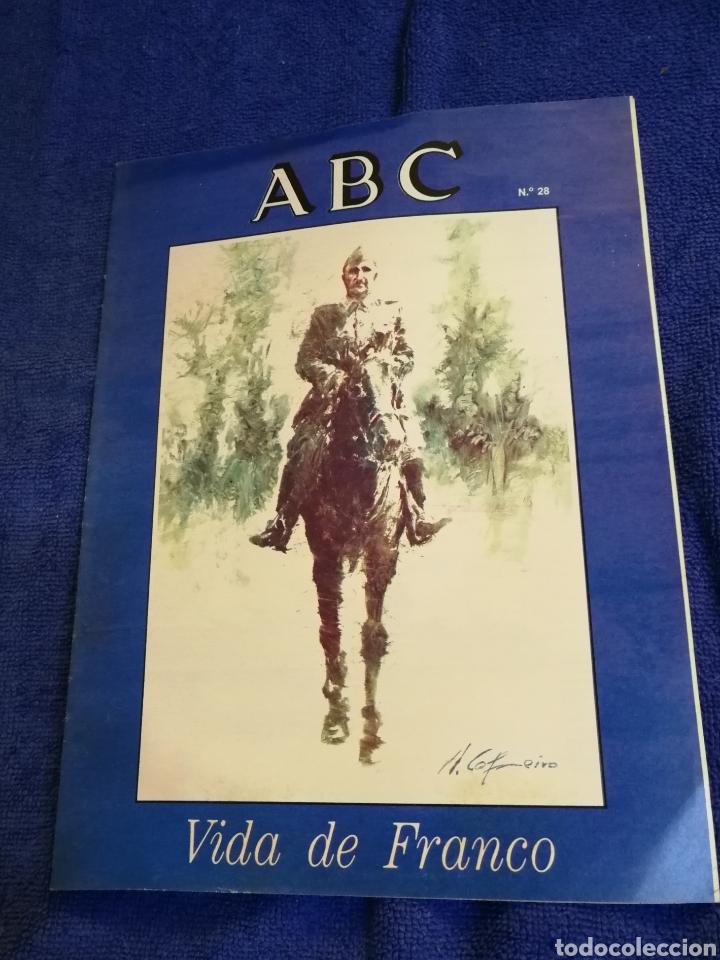 FASCICULO ABC VIDA DE FRANCO NUMERO 28 (Coleccionismo - Revistas y Periódicos Modernos (a partir de 1.940) - Los Domingos de ABC)