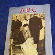 Coleccionismo de Los Domingos de ABC: FASCICULO ABC VIDA DE FRANCO NUMERO 27. Lote 194275892